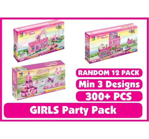 12 x Girls Kits