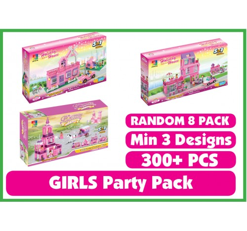 8 x Girls Kits