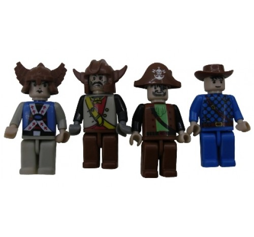 Pirate Figs - 4 Pack