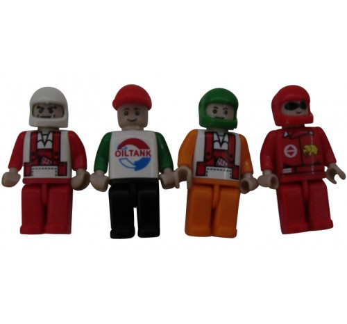 Racing Figs - 4 Pack